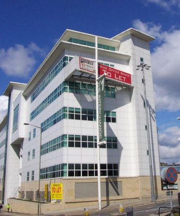 Office to let in No 1 The Interchange, Nelson Street, Bradford