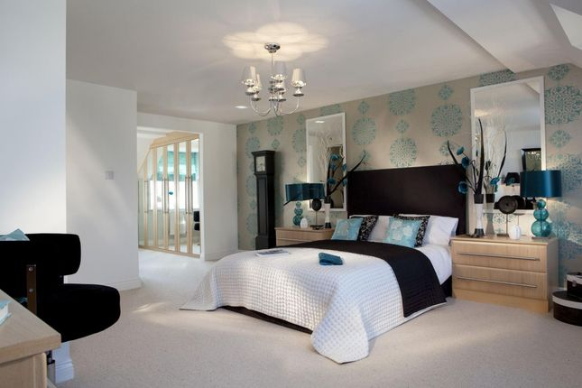 """Thumbnail End terrace house for sale in """"Woodcote"""" at Dunnocksfold Road, Alsager, Stoke-On-Trent"""