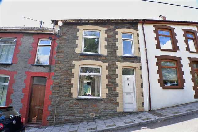 2 bed terraced house for sale in Troedyrhiw Road, Porth CF39