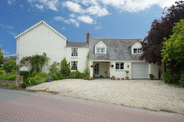 Thumbnail Detached house for sale in Thornhill Road, South Marston, Swindon