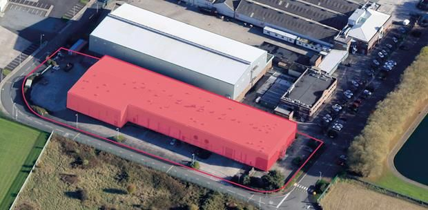 Thumbnail Light industrial to let in Unit 35 Valley Business Park, Valley Road, Birkenhead, Merseyside