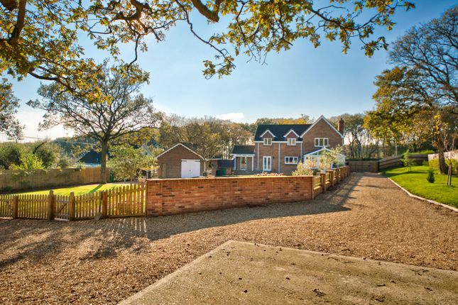 Thumbnail Detached house for sale in Ningwood Hill, Cranmore, Yarmouth