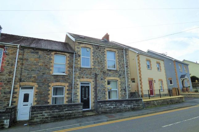 Thumbnail Property to rent in Glannant Road, Carmarthen, Carmarthenshire