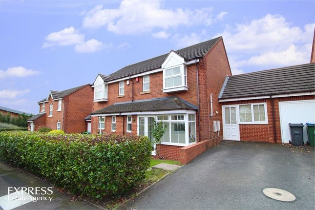 Thumbnail Semi-detached house for sale in Arthur Harris Close, Smethwick, West Midlands