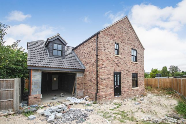 Thumbnail Detached house for sale in Saxon Drive, Burwell, Cambridge