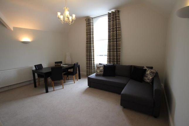 Thumbnail Flat to rent in Pelham Lodge, 9 Pelham Crescent, The Park, Nottingham