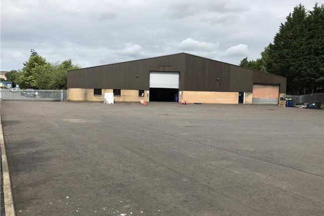 Thumbnail Industrial to let in Warehouse, 15 Munro Place, Kilmarnock
