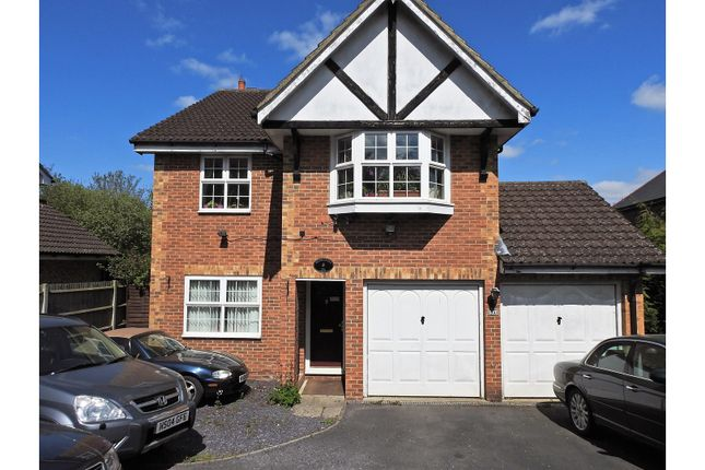 Thumbnail Detached house for sale in Upper Northam Close, Hedge End