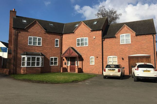 Thumbnail Detached house to rent in Longlands Lane, Findern, Derby