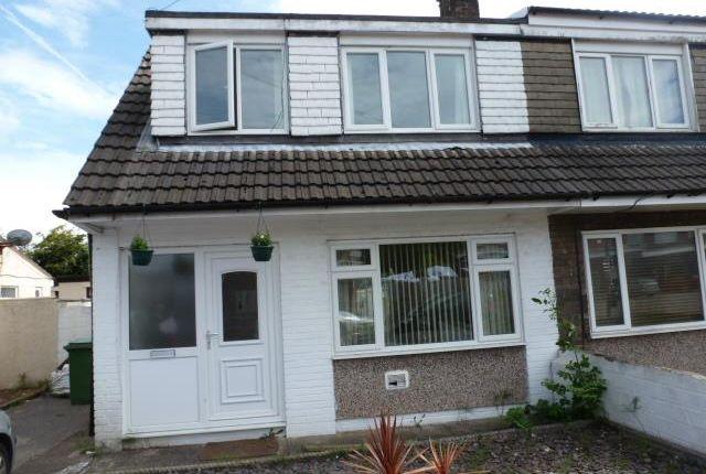 Thumbnail Property to rent in Cardigan Close, Tonteg, Pontypridd