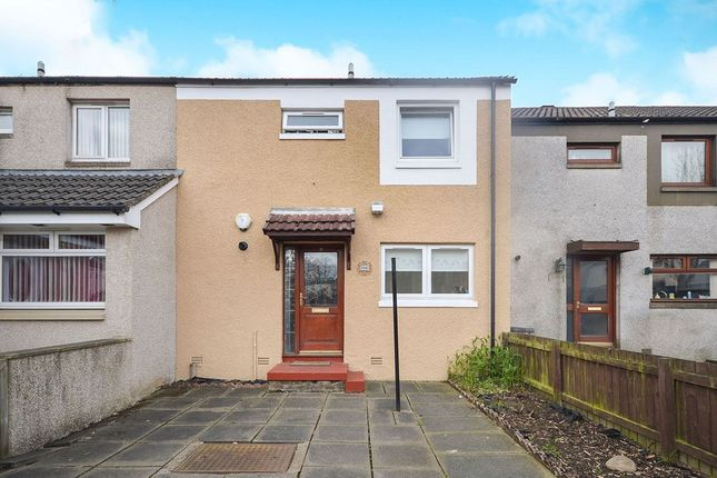 Thumbnail Terraced house to rent in Inveraray Avenue, Glenrothes