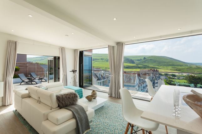 Thumbnail Flat for sale in Beach Road, Woolacombe