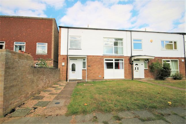 Thumbnail End terrace house to rent in Mary Green Walk, Canterbury, Kent