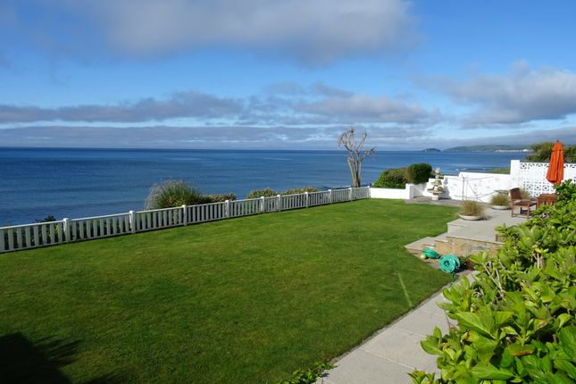 Thumbnail Detached bungalow for sale in East Camps Bay, Downderry, Torpoint