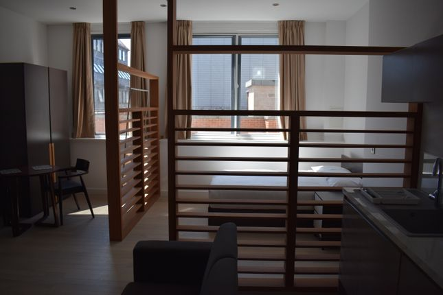 Thumbnail Flat to rent in Victoria Street, Liverpool