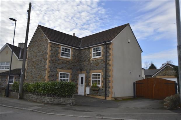 Thumbnail Detached house for sale in Woodend Road, Frampton Cotterell, Bristol
