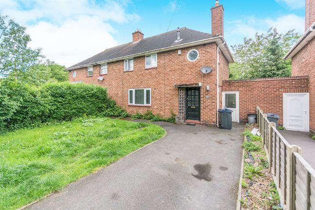 Thumbnail Semi-detached house for sale in Edenbridge Road, Hall Green, Birmingham