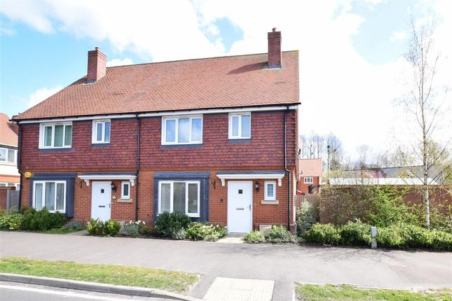 3 bed semi-detached house for sale in Canterbury Road, Chilham, Canterbury, Kent CT4