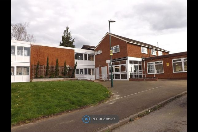 Thumbnail Flat to rent in Townsend Court, Nottingham