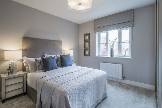 "4 bedroom property for sale in ""The Redgrave"" at Portland Gardens, Marlow"