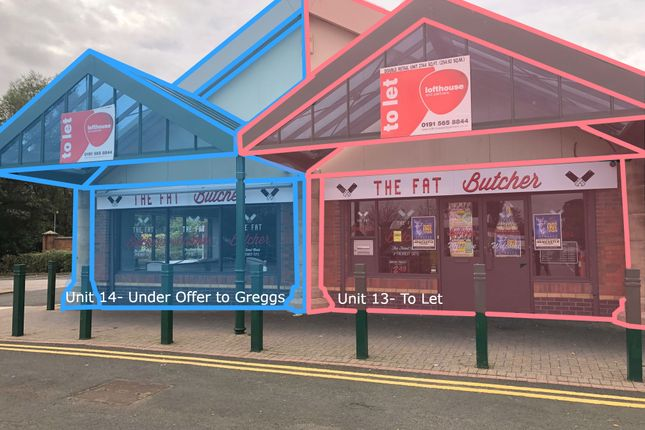 Thumbnail Retail premises to let in Unit 13 Collingwood Centre, Preston North Road, Tynemouth