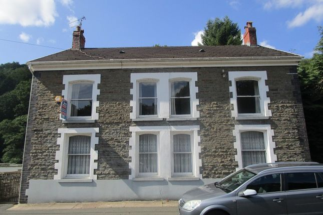 Thumbnail Detached house for sale in Heol Gwys, Upper Cwmtwrch, Swansea.