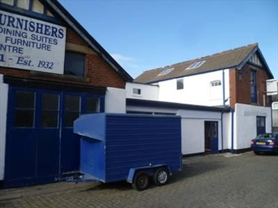 Thumbnail Light industrial for sale in Whole Building, Back Glen Eldon Road, St Annes On Sea, Lytham St Annes
