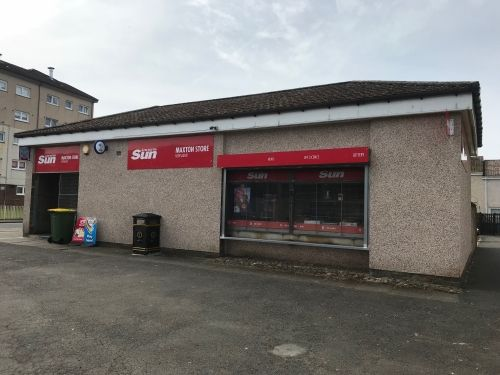 Thumbnail Retail premises for sale in Wishaw, Lanarkshire