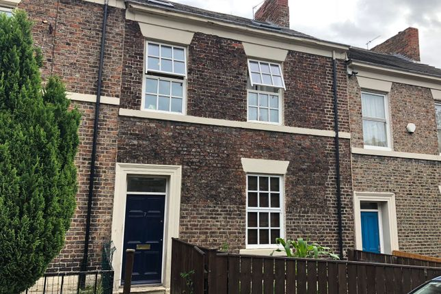 Thumbnail Terraced house to rent in Lancaster Street, Newcastle Upon Tyne