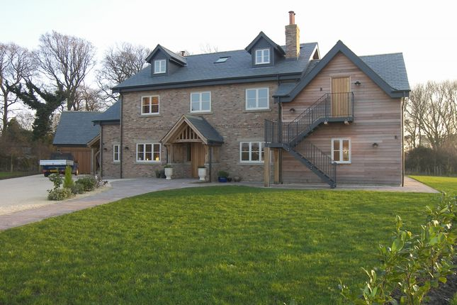 Thumbnail Detached house for sale in Ballam Road, Lytham St. Annes