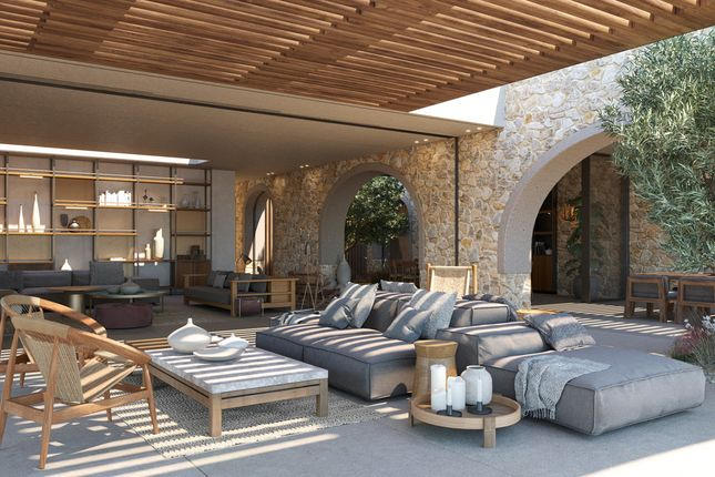 K Stdio Living Room Atrium And Terrace At Navarino Residences
