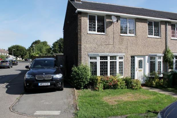 Thumbnail End terrace house for sale in Waldegrave, Basildon