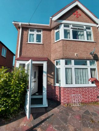 Thumbnail Semi-detached house to rent in Dellfield Parade, High Street, Cowley, Uxbridge