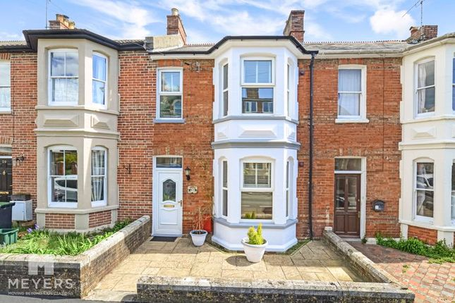 3 bed terraced house for sale in St. Helens Road, Dorchester DT1