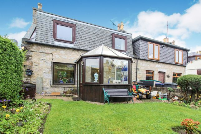 Thumbnail Semi-detached house for sale in Paradise Road, Kemnay, Inverurie