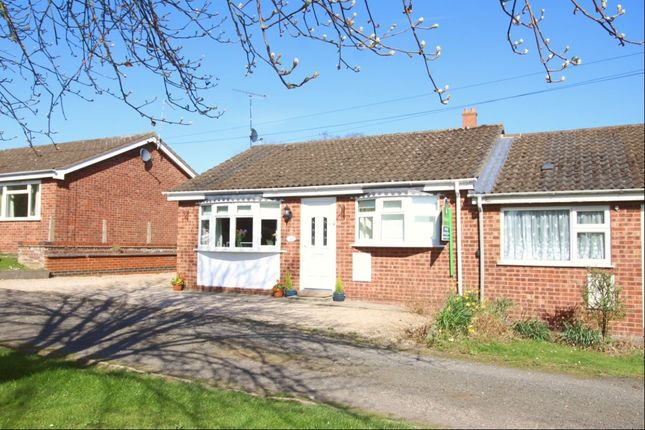 Thumbnail Bungalow for sale in The Roundhills, Elmesthorpe, Leicester