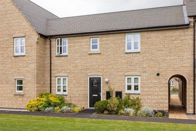 Thumbnail Flat for sale in Chepstow Court, Barleythorpe, Oakham