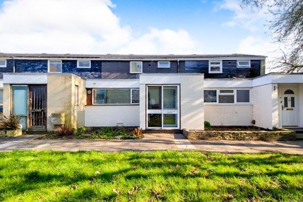 Thumbnail Terraced house for sale in Vaudrey Close, Shirley, Southampton