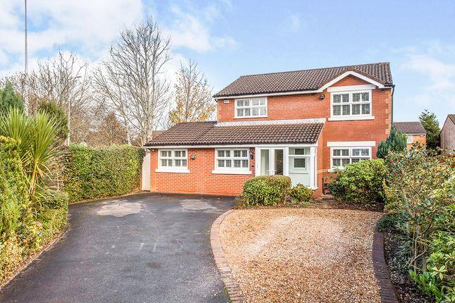 Thumbnail Detached house for sale in Roseberry Avenue, Cottam, Preston, Lancashire