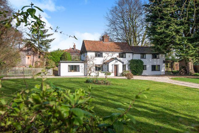 Thumbnail Detached house for sale in School Lane, Little Melton, Norwich, Norfolk