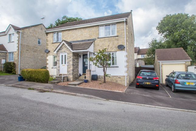 Thumbnail Semi-detached house for sale in Canons Way, Tavistock