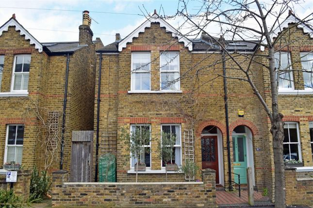Thumbnail Semi-detached house for sale in Winchester Road, St Margarets, Twickenham