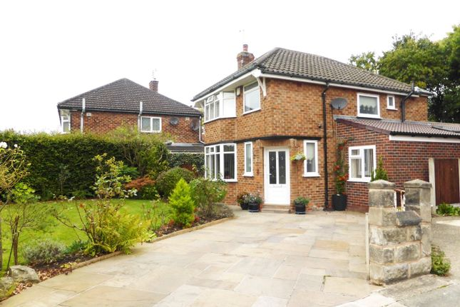 Thumbnail Detached house for sale in Norbury Close, Bebington