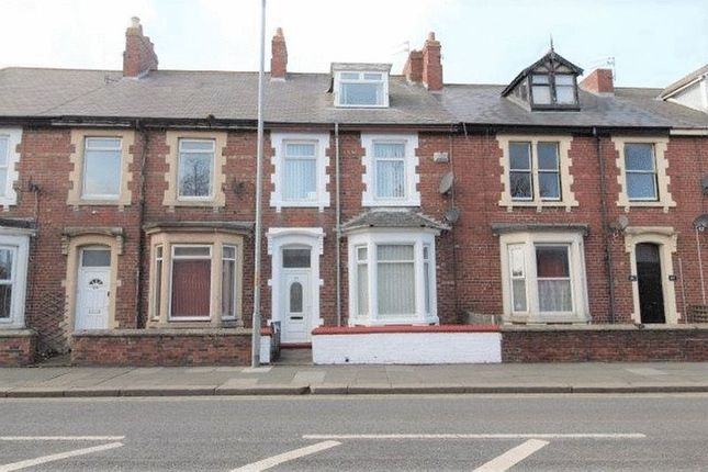 Thumbnail Terraced house for sale in Wensleydale Terrace, Blyth