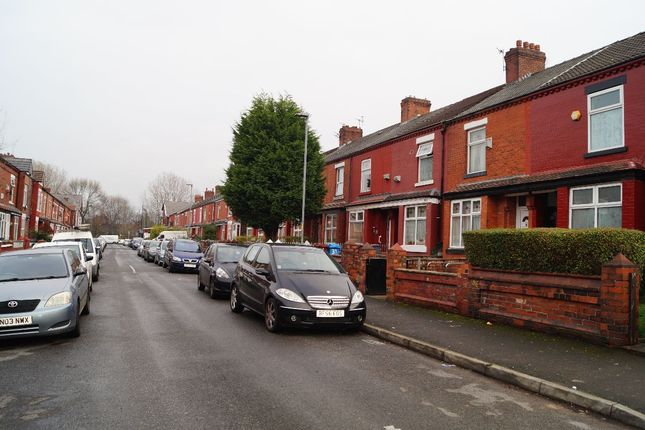 Thumbnail Terraced house for sale in Portland Road, Longsight