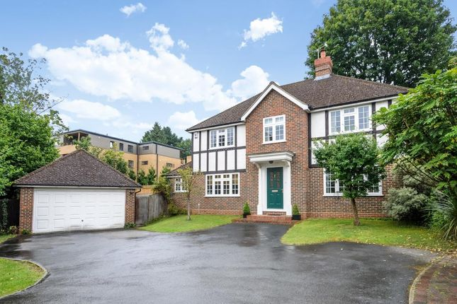 Thumbnail Detached house to rent in Cumnor Hill, Oxford