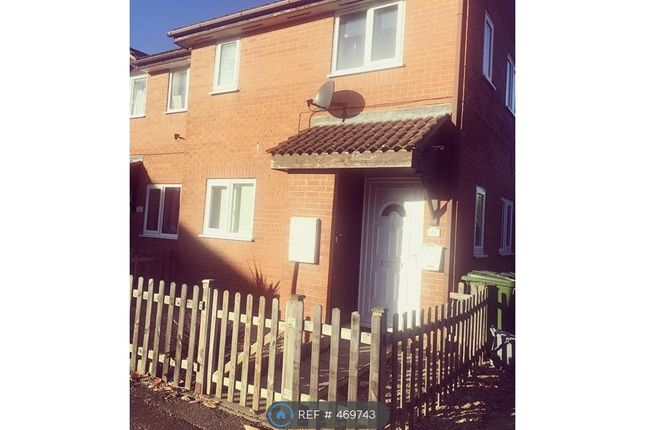 Thumbnail Terraced house to rent in Bowness Way, Peterborough