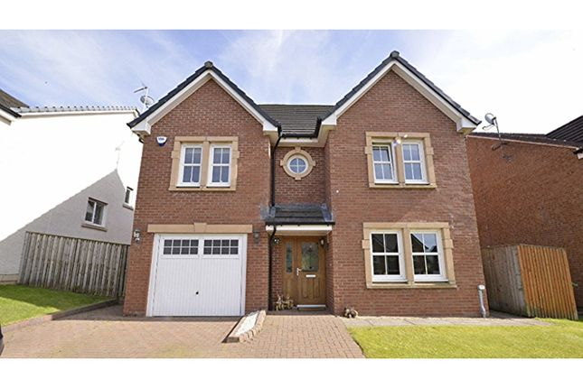 Thumbnail Detached house for sale in Cortmalaw Crescent, Glasgow