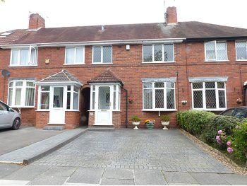 Thumbnail Terraced house to rent in Wingfield Road, Great Barr, Birmingham