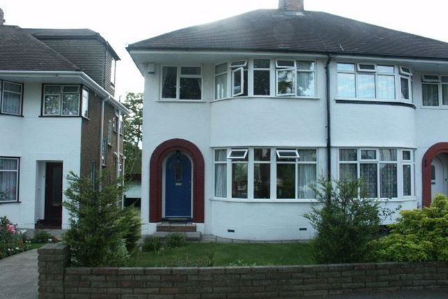 Thumbnail Property to rent in Ashfield Road, London